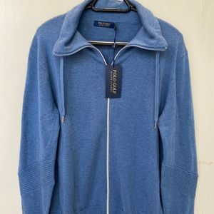 NWT Polo golf sweater. Size women's Large